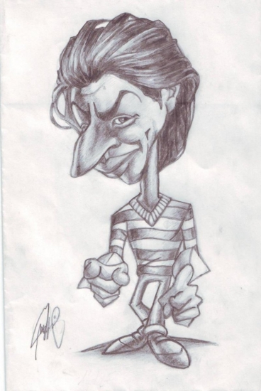 Shahrukh Khan por mohamed105